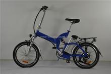 2015 folding electric bicycle with CE / 36V folding e bike / 20' folding electric bike