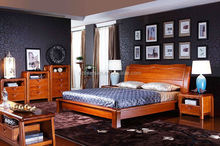 Fantasy Customizable Bedroom Mirrors Equipped With Dresser Drawers And European Bedding Sets