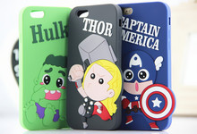 2015 creative lovely personalized funny silicone cell phone case for iphone 6 cover case