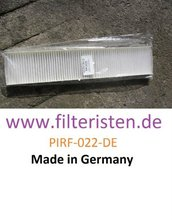 Cabin air filter pollen filter for VW Sharan (7M8, 7M9, 7M6)