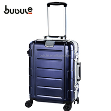 BUBULE Royal trolley luggage case with pure PC, ABS frame and 360 degree double universal wheels