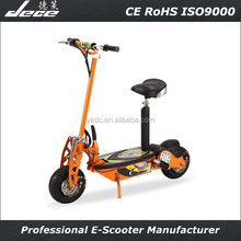 CE Approval 500W motor 36V12Ah battery children electric scooter