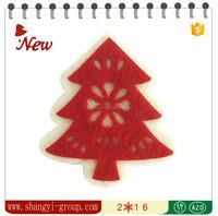(XM4-08) Santa claus kids room duplex sticker decoration