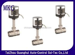 GH100- high pressure electric actuator valve