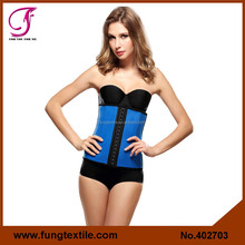 4027 SGS Approved Rubber Abdominal Corset Reducing Waist Slimming Corset