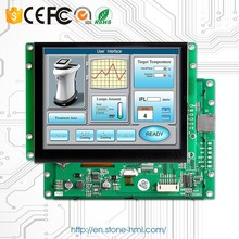 "15.1"" TFT LCD with PCB Board and UART port for Home TV control"