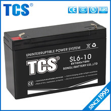 agm battery 6v10 ah ups external battery