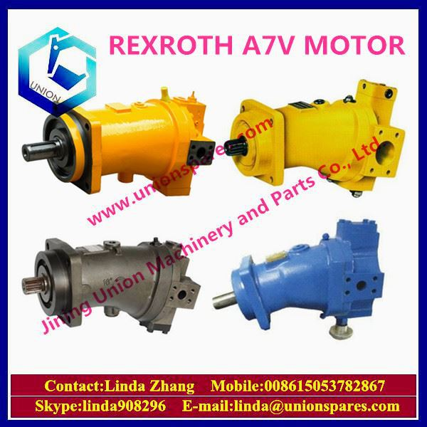 Hydraulic Piston Motors For Oil From Jining Union