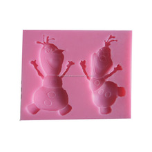 <span class=keywords><strong>Pastel</strong></span> congelado molde de silicona de la decoración