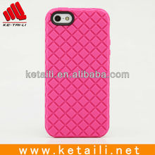 Slicone Phone cover For Iphone 5G/5S