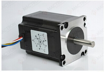 High quality new version lectric motor two phase 57HS13 4A CNC Hybrid Stepper Motor,nema 23 stepper motor