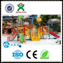 Have a cool summer!Newly design aqua water park project/amusement park games/kids games for hot sale now! (QX - 080A)