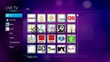 Media box iptv arabic tv real 410 real tv channels, Enjoy tv anywhere anytime, Enjoy living room culture by arabic smart tv box