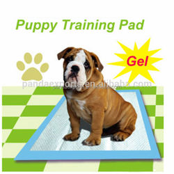 Dog Pad Puppy Training and Cleaning Products China top brand pet training pad