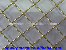 different types of crimped wire mesh /crimped metal fencing