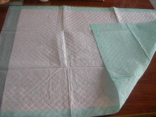 dispoasble under pad bed sheet bed pad