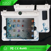 With Neck Strip And Compass Waterproof Diving Case For ipad Mini