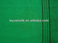 100% polyester bath gloves fabric rolls for algeria marketing