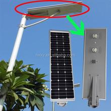 HXXY Daylight New Solar Lamp Pole Street Light For Outside