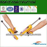 Horse injection cartridge epoxy based anchoring
