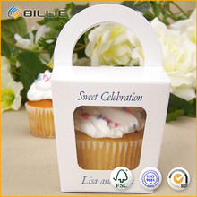2015 New Arrival Best Price Paper Cupcake Box