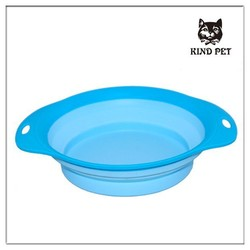 pet shop products folding pet bowl for dogs and cats