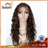 Wholesale cheap human hair 180 density peruvian full lace wig