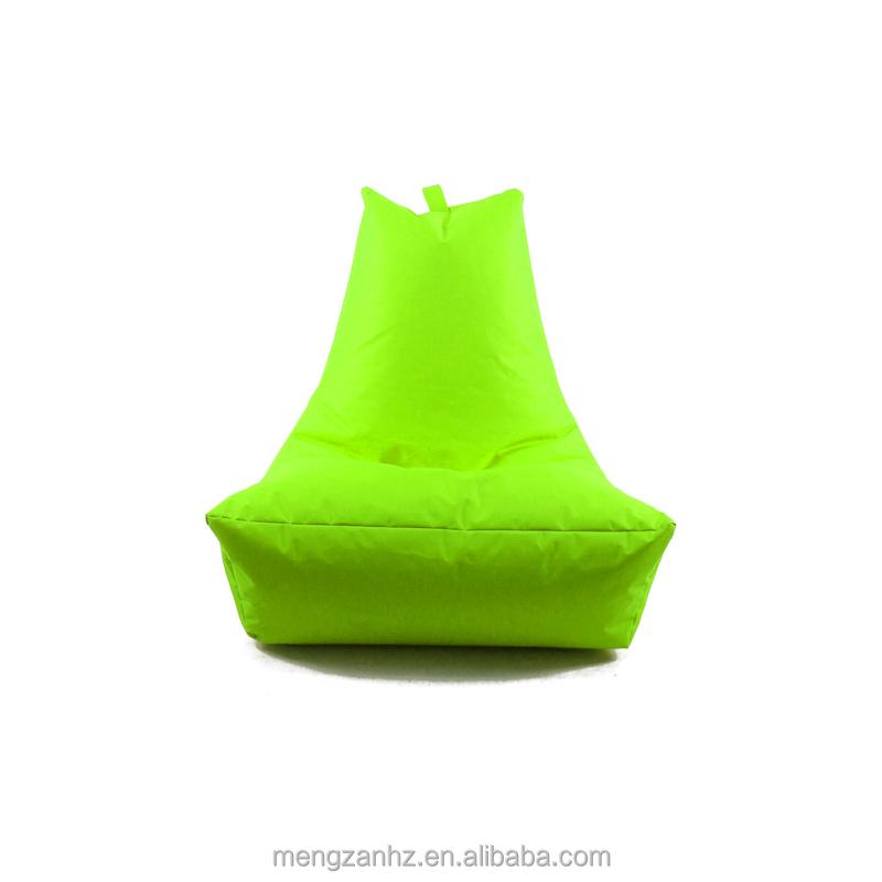 Chaise de sac de haricot taille adulte