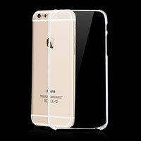 Sale High definition crystal Ultra thin clear case for iphone 6, transparent case for iphone 6 cover, clear cover for iphone 6