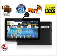 Q88 style mini pc angry birds tablet pc 7inch computer