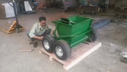 Sand Infill Machine For Artificial Turf,Grass