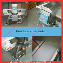 stainless steel metal detector for gold and silver