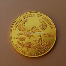 America Regional Feature and Art & Collectible Use fake gold coins