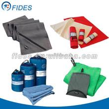 Quick dry custom microfiber travel/bath/gym towel microfiber sports towel