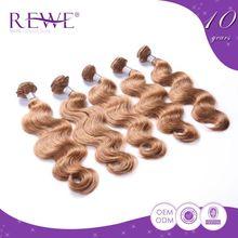 2 Year Warranty Human Remy Bohemian Garnier Hair Dye Extension Dying Extension