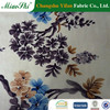 Chinese ink painting pattern polyester suede sofa fabric