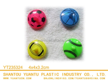 cheap small plastic geostrophy spinning top toy for sale!