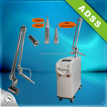 Luxury fast tattoo removal active electro-optic Q-switch laser