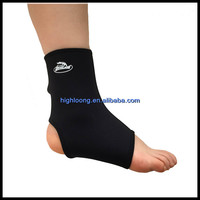 Waterproof compression ankle support medical neoprene