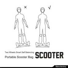 seen on tv balancing scooter band brake hub