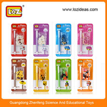 Promotional cartoon characters pen for children