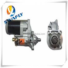 Excavator Manufacturer Starting Motor For Sale M009T60971 ME180049 181003411, 6M60 6M80 6M70