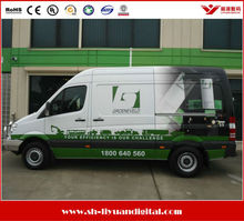 vinyl sticker, vinyl sticker ptinting, vinyl sticker materials for car / bus advertising