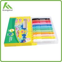 12 PK Colored Non-toxic Wax Caryon Set