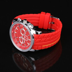 Daily Waterproof Silicone Rubebr Strap Girls Watches China Wholesale Market