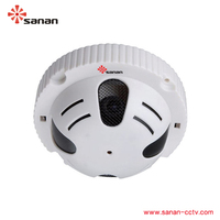Trade Assurance Smoke Detector Hidden Camera Ufo P2p Mini Dome Camera Support Iphone Android Mobile Phone