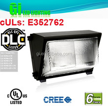 6 years warranty DLC UL cUL LED Outdoor Wall Light Day White with Patents