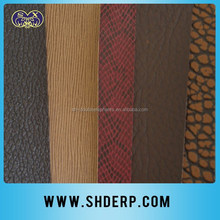 artifical pu leather raw material for bag