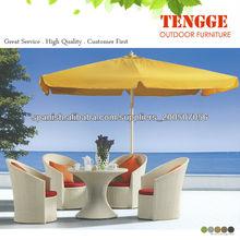 de moda de muebles al aire libre
