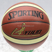 International standard 8panels 12 panel basketball with moisture absorbent material
